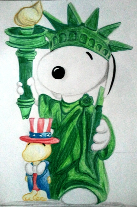 Snoopy by AmyPdS
